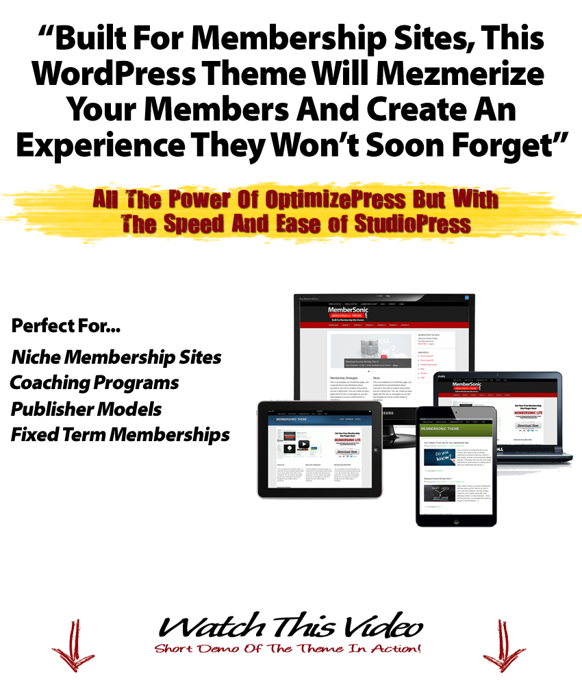 mst headline MemberSonic Theme   Built For Membership Sites... Give Your Members An Experience They Wont Forget! wso of the day wordpress 2 wso plugins membership sites  Workflow Sega Oklahoma NiGHTS Into Dreams MemberSonic Members Louisiana–Lafayette Ragin Cajuns Louisiana Games Free Lifetime Updates Compact Disc
